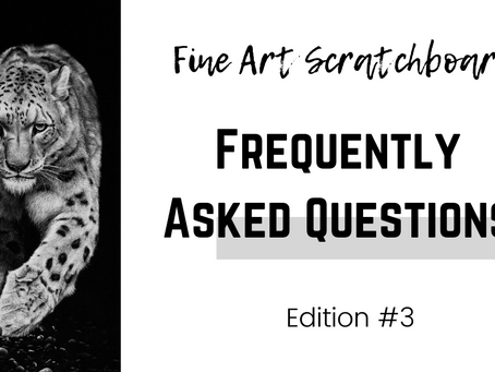 Frequently Asked Questions | Third Edition | Scratchboard