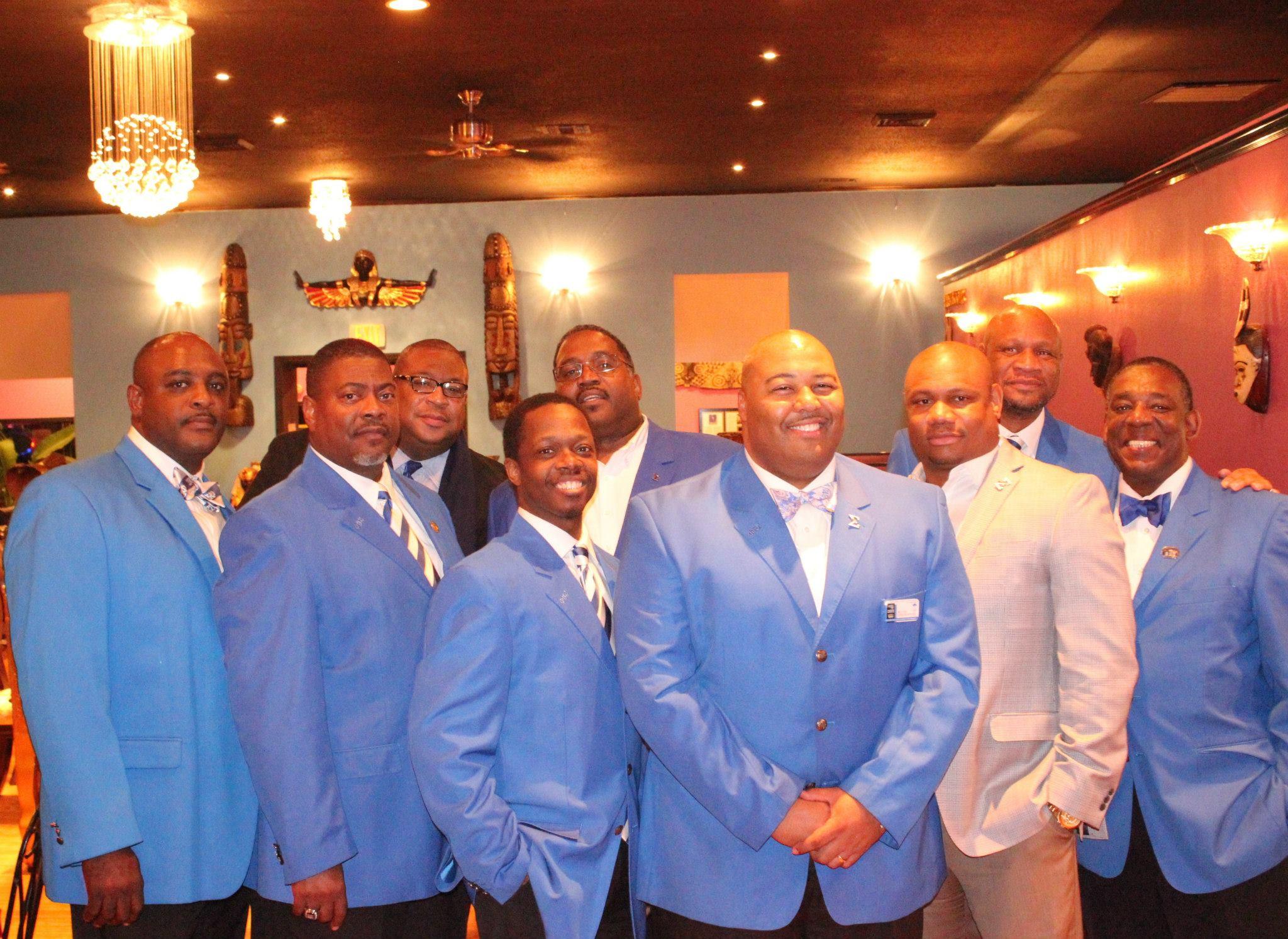 Sigmas in Blue