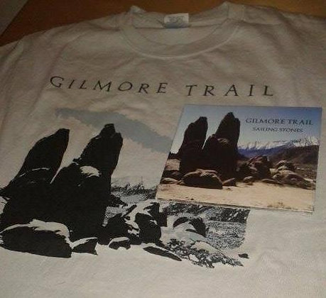 BUNDLE: Men's T-Shirt & 'Sailing Stones' CD