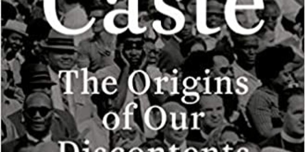 """Caste: The Origins of Our Discontent""  - Book Discussion -Part 2 (1)"