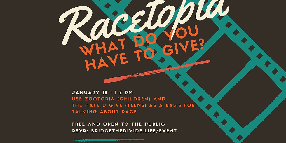 Racetopia: What Do You Have to Give?