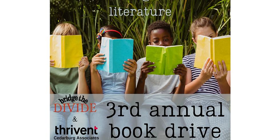 Bridge the Divide Book Drive (October)