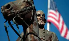 Confederate monuments now being toppled were once lauded by newspapers like The Commercial Appeal