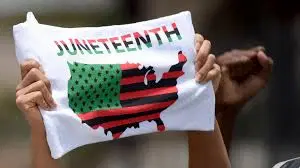 Bans on teaching racism's impact means Juneteenth is now about resistance and revelry   Weathersbee