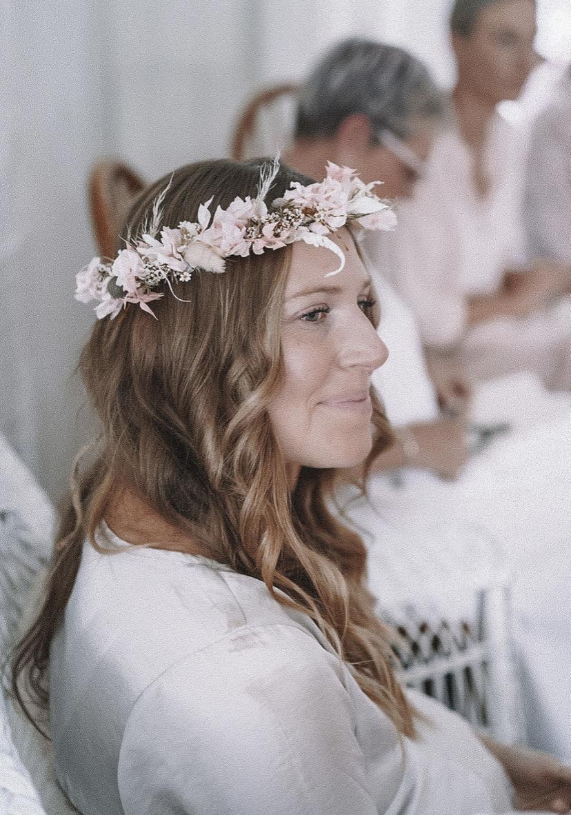 Blessingway Flower Crown