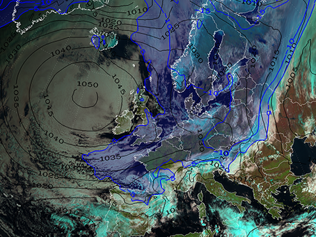 EUMETSAT – monitoring weather and climate from space