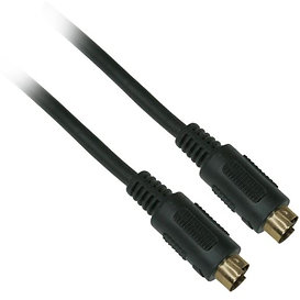 6ft S-Video Male to Male Cable