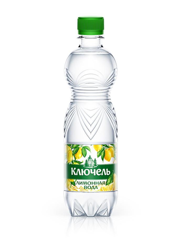 Лимонная вода Ключель.