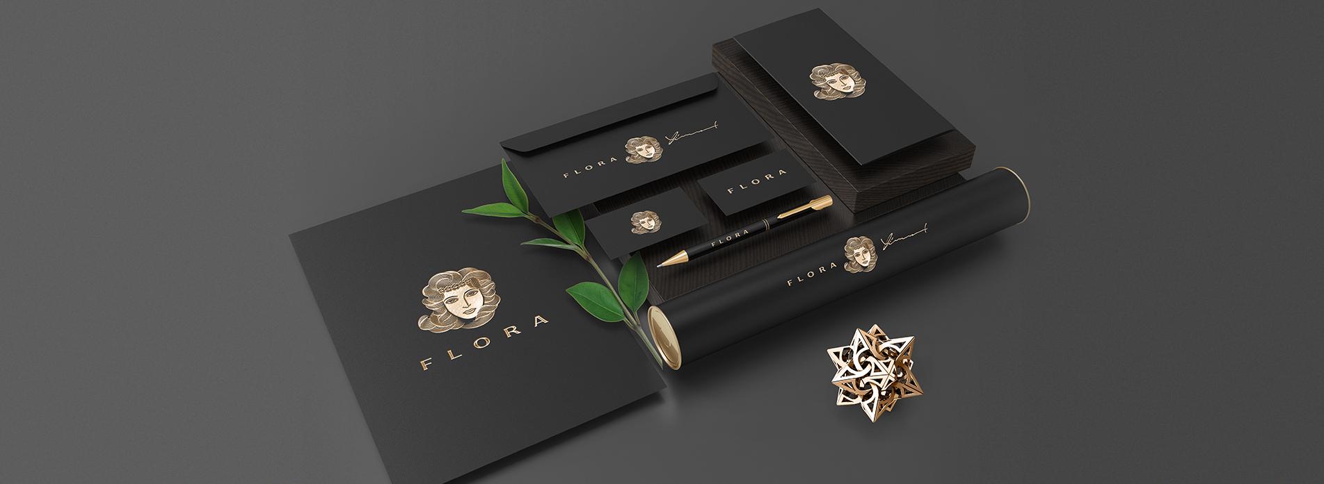 Stationery Flora