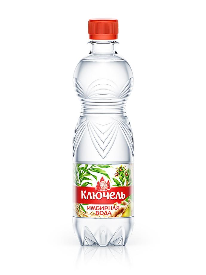 Имбирная вода Ключель.