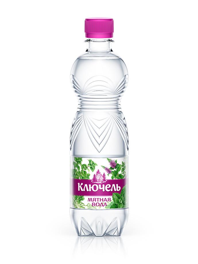 Мятная вода Ключель.