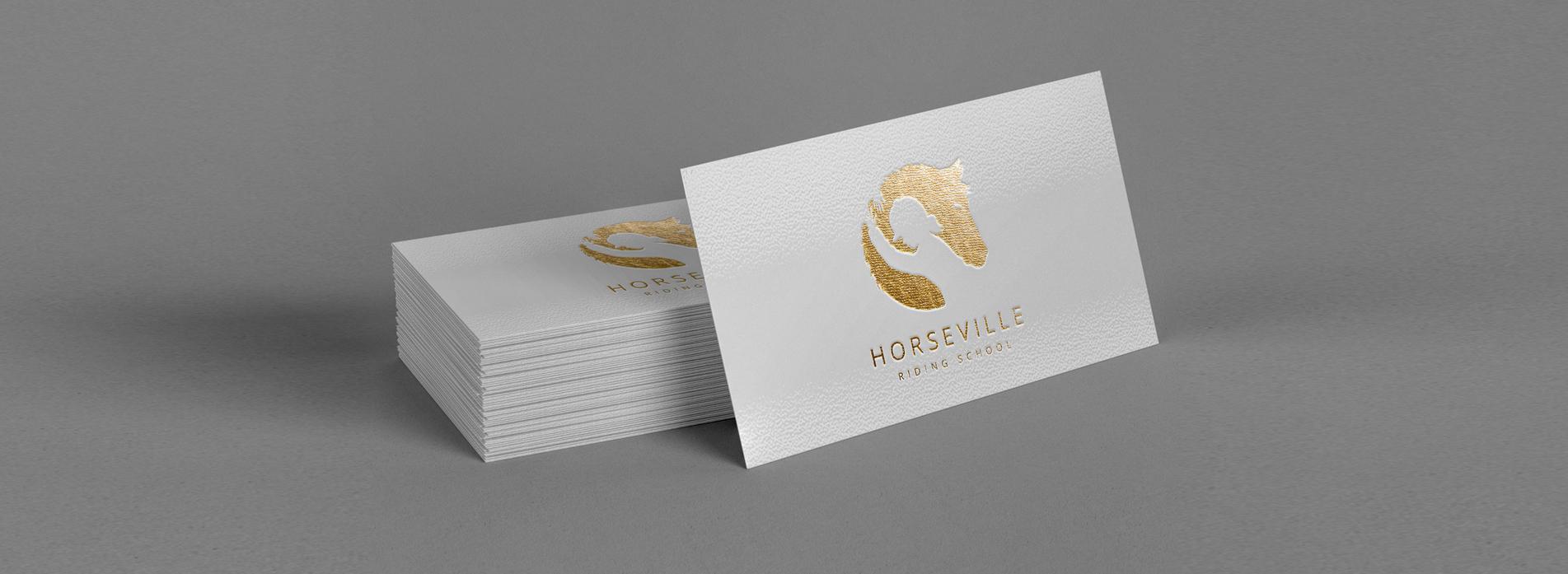 Horseville Logo