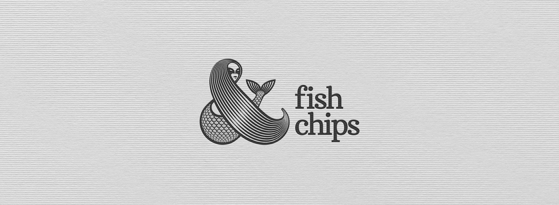 Logo Fish&Chips