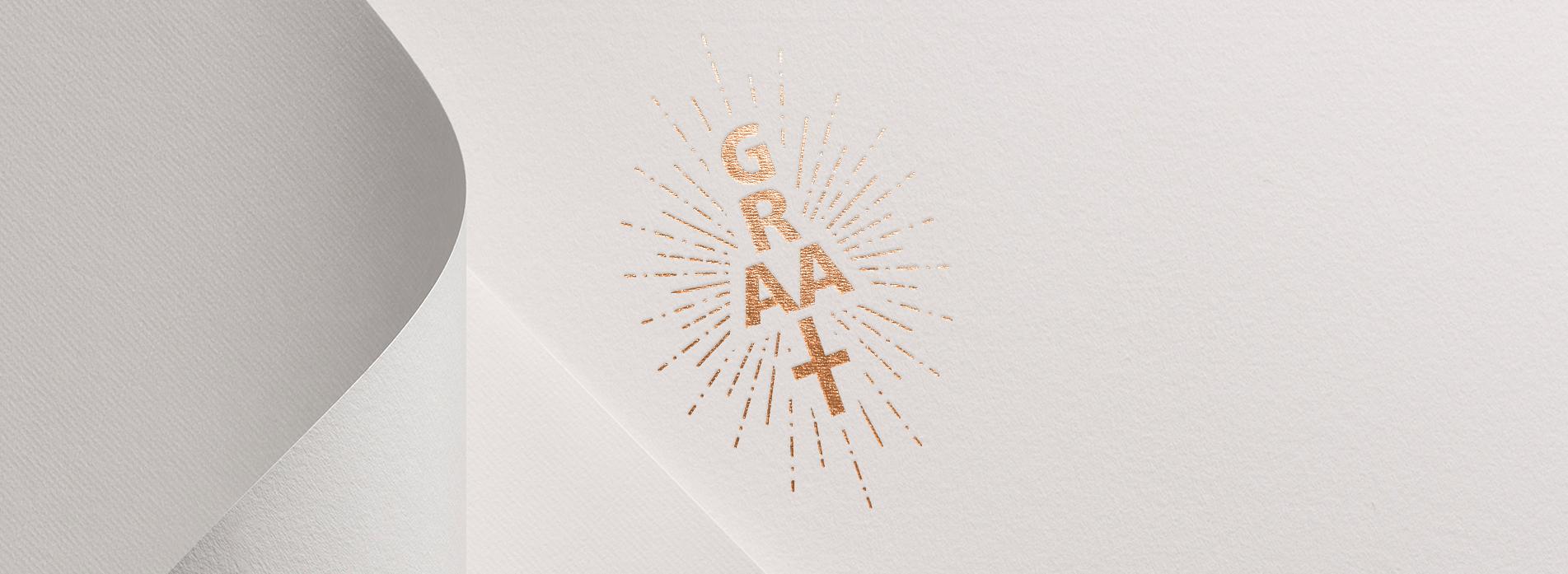 """Логотип """"GRAAL"""""""