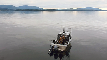 boat, alaska, fishing, all inclusive package