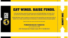 Buffalo Wild Wings EMS Family Night & Fundraiser