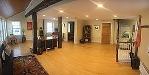 Yoga Studio in ludlow Vermont