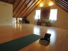 Go With The Flow Yoga Studio Ludlow VT