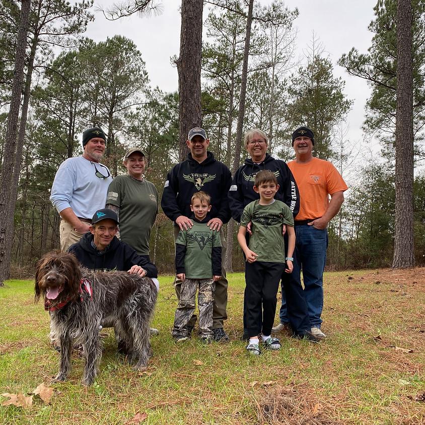 Father/Son Alabama Deer Hunt