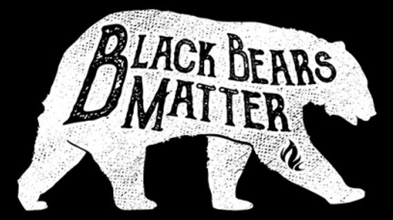 Black Bear Matter Tee