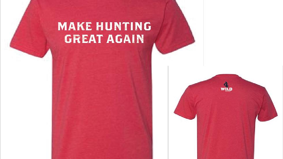 Make Hunting Great Again Tee