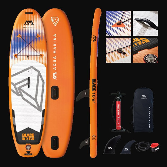 SUP Gonflable WindSurf Aqua Marina Blade 10.6