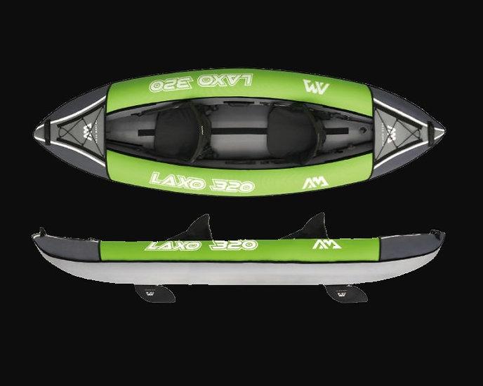Kayak Gonflable Aqua Marina Laxo 2P