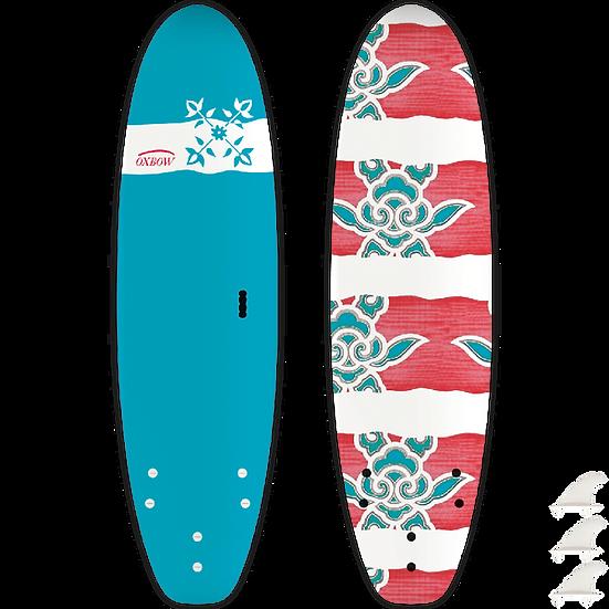 oxbow surf chinadog maxi shortboard 6.6