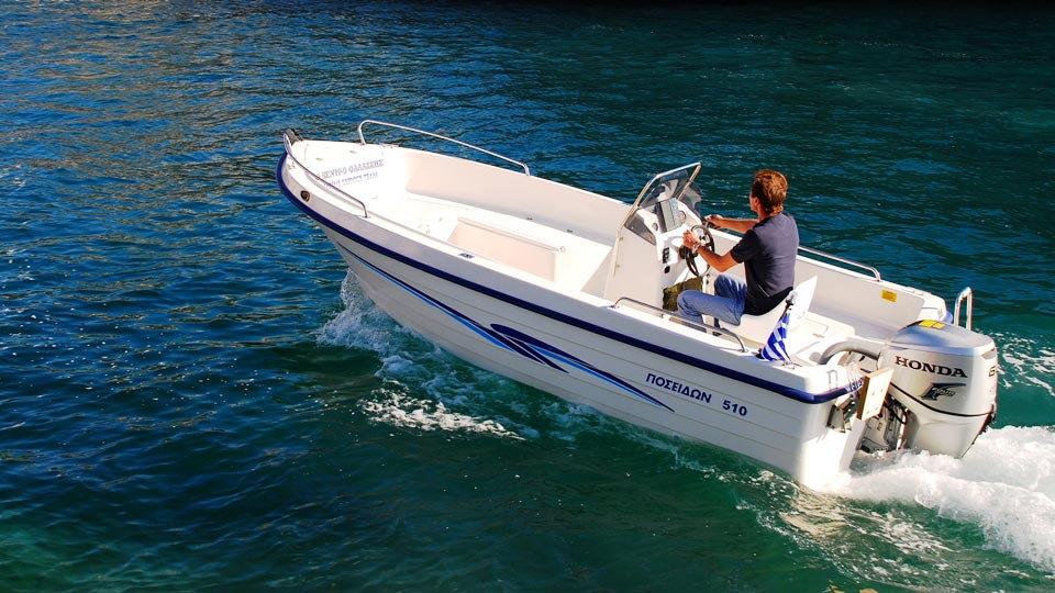 Poseidon 510T