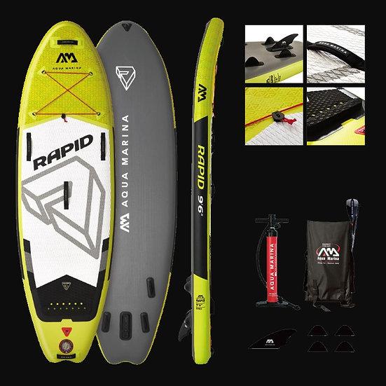SUP Surf Gonflable Aqua Marina  Rapid 9.6