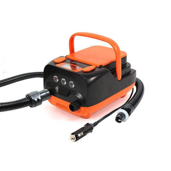 Gonfleur électrique e-pump 12v+batterie RYDE 16PSI