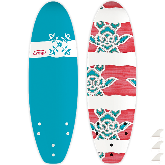 oxbow surf chinadog mini shortboard 5.6