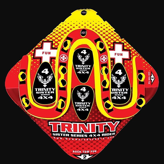 Bouée WoW Trinity Sister 4P