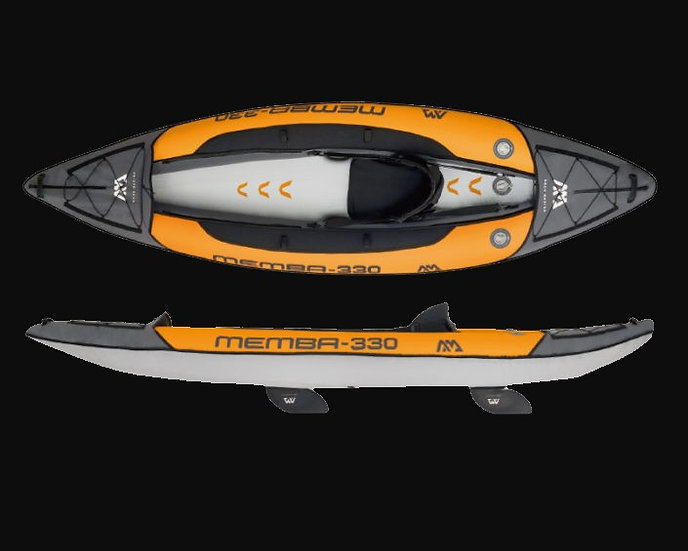 Kayak Gonflable Aqua Marina Memba 1 P