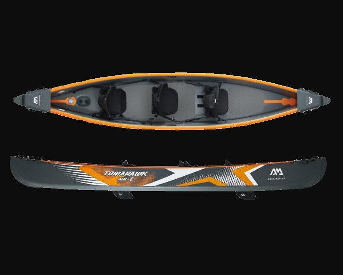 Kayak Gonflable Aqua Marina Tomahawk 3P