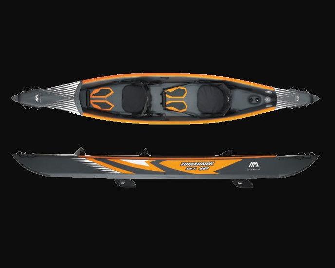 Kayak Gonflable Aqua Marina Tomahawk 2P