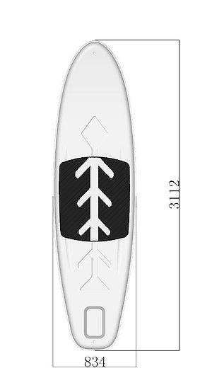 Paddle transparent