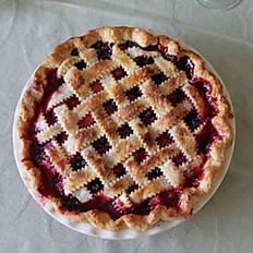 A Custom Homemade Pie