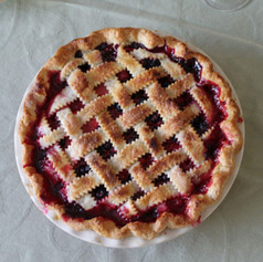 Country--home of the pie.