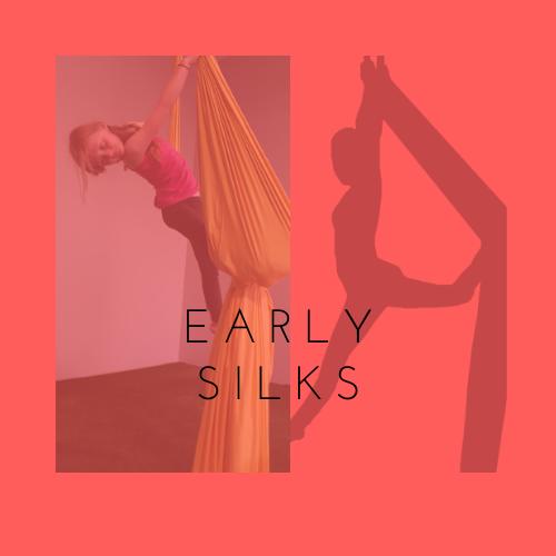 Saturday EARLY Silks (8:45am)