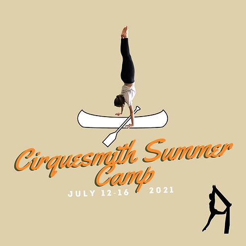 Summer Camp (July 12-16) HALF DAY