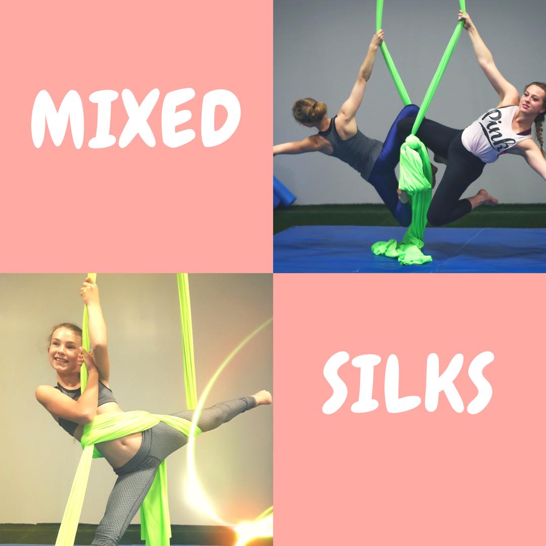 Tuesday Mixed Silks (8pm)