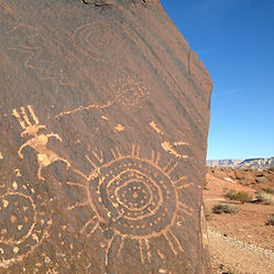 Southern Utah Native American Petroglyphs Happy Trails Adventure
