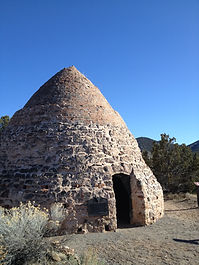 Southern Utah Charcoal Kilns Happy Trails Adventure