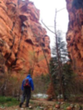 Happy Trails Adventure Slot Canyon