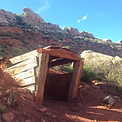 Silver Reef Mine Shaft Happy Trails Adventure