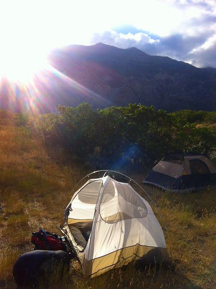 Camping in Utah Happy Trails Adventure