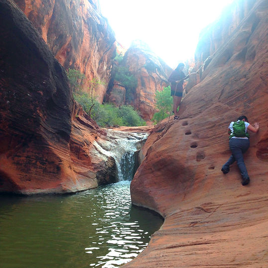 Happy Trails Adventure Red Cliffs State Park