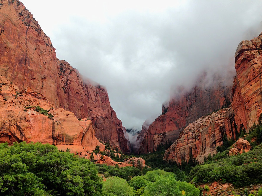 Kolob Canyon Happy Trails Adventure