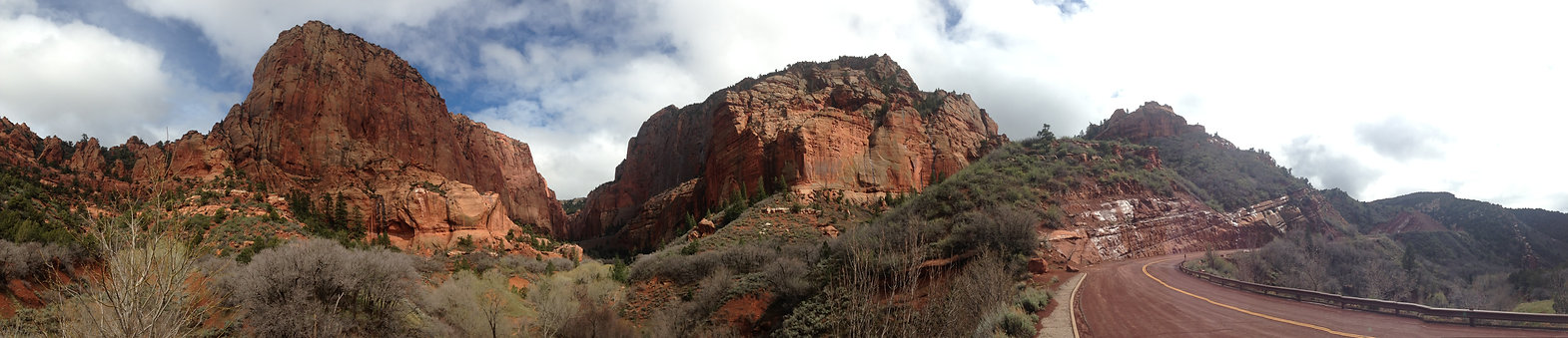 Kolob Canyon Happy Trails Adventure